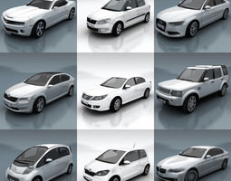 10 - city cars models f realtime
