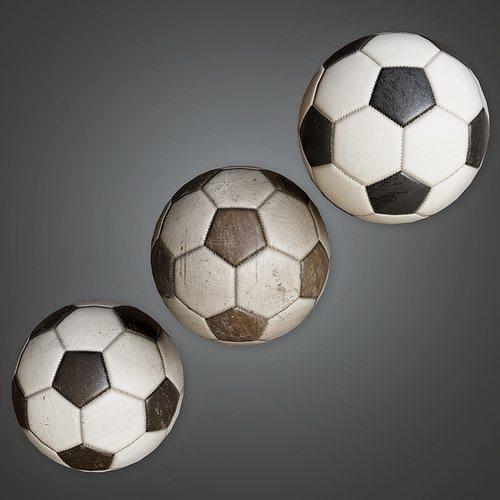 HSG - Soccer Ball - PBR Game Ready