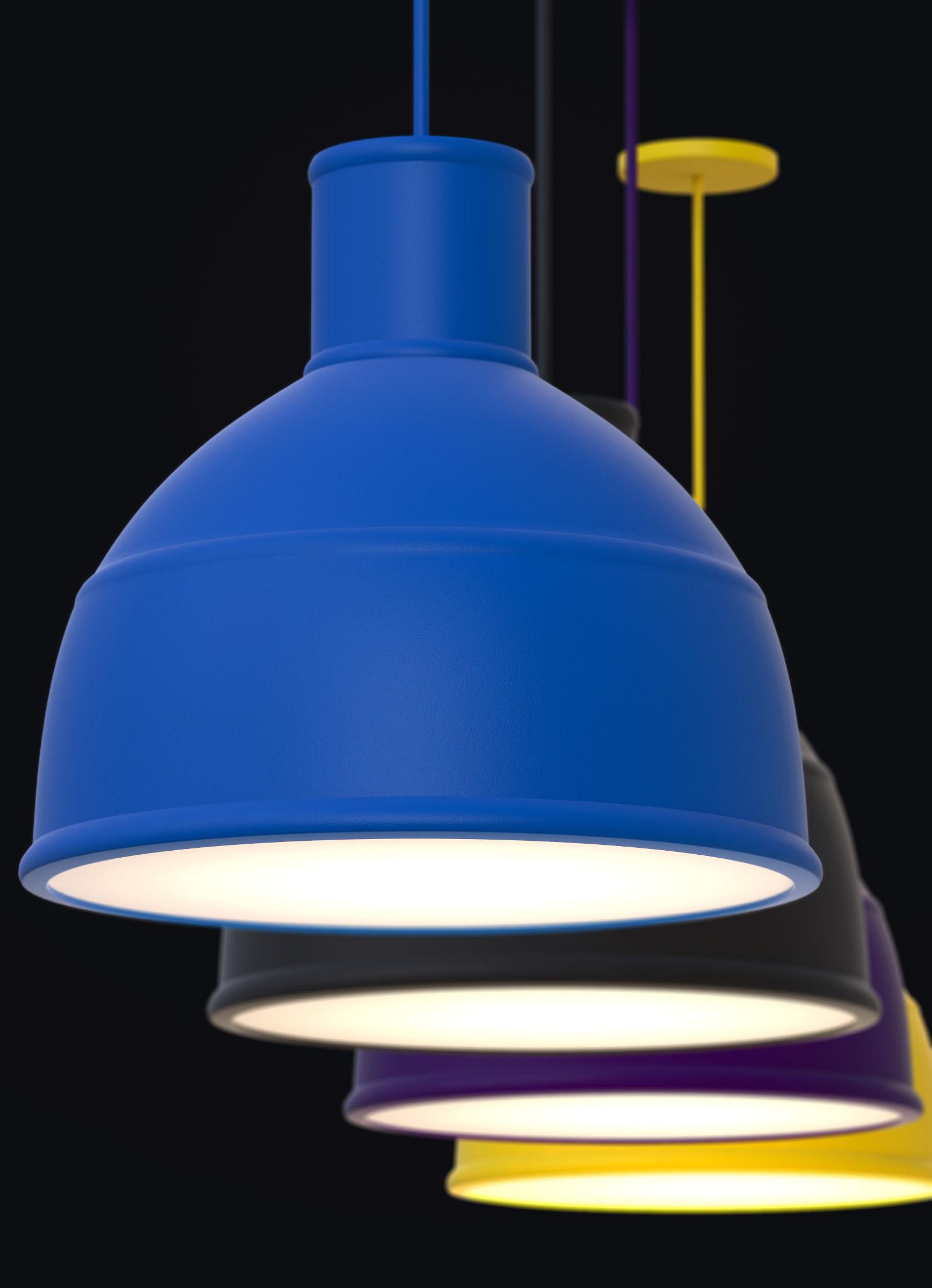 Muuto Unfold Hanging Lamp