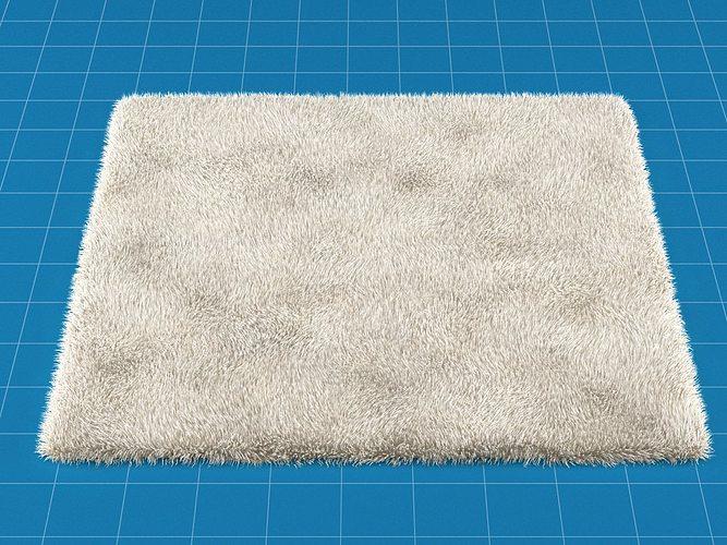 carpet max rug carpet 3d cgtrader