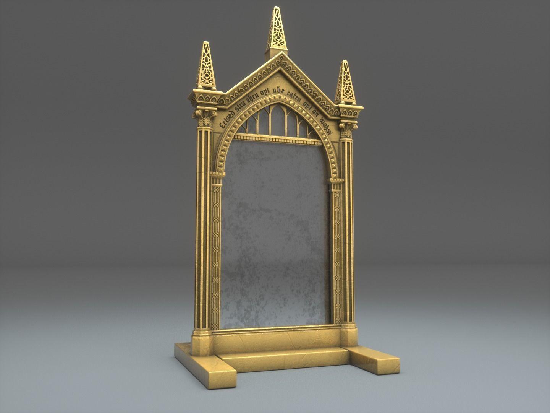 Mirror Of Erised - Harry Potter
