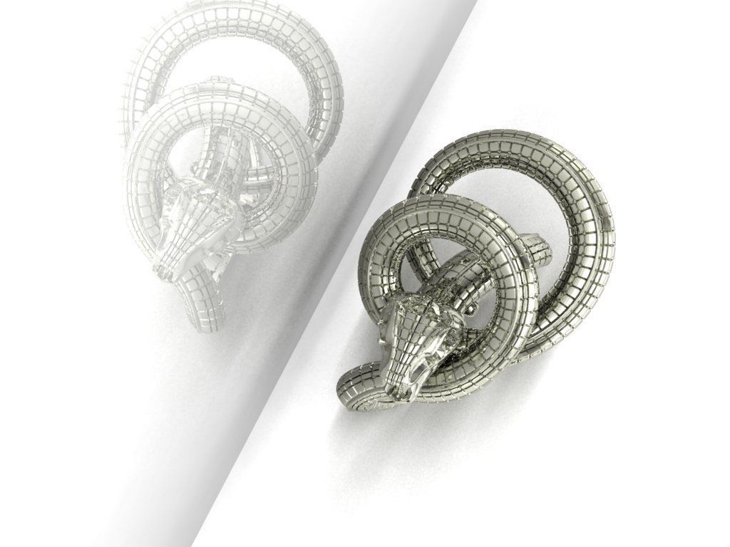 Ring 38 Snake