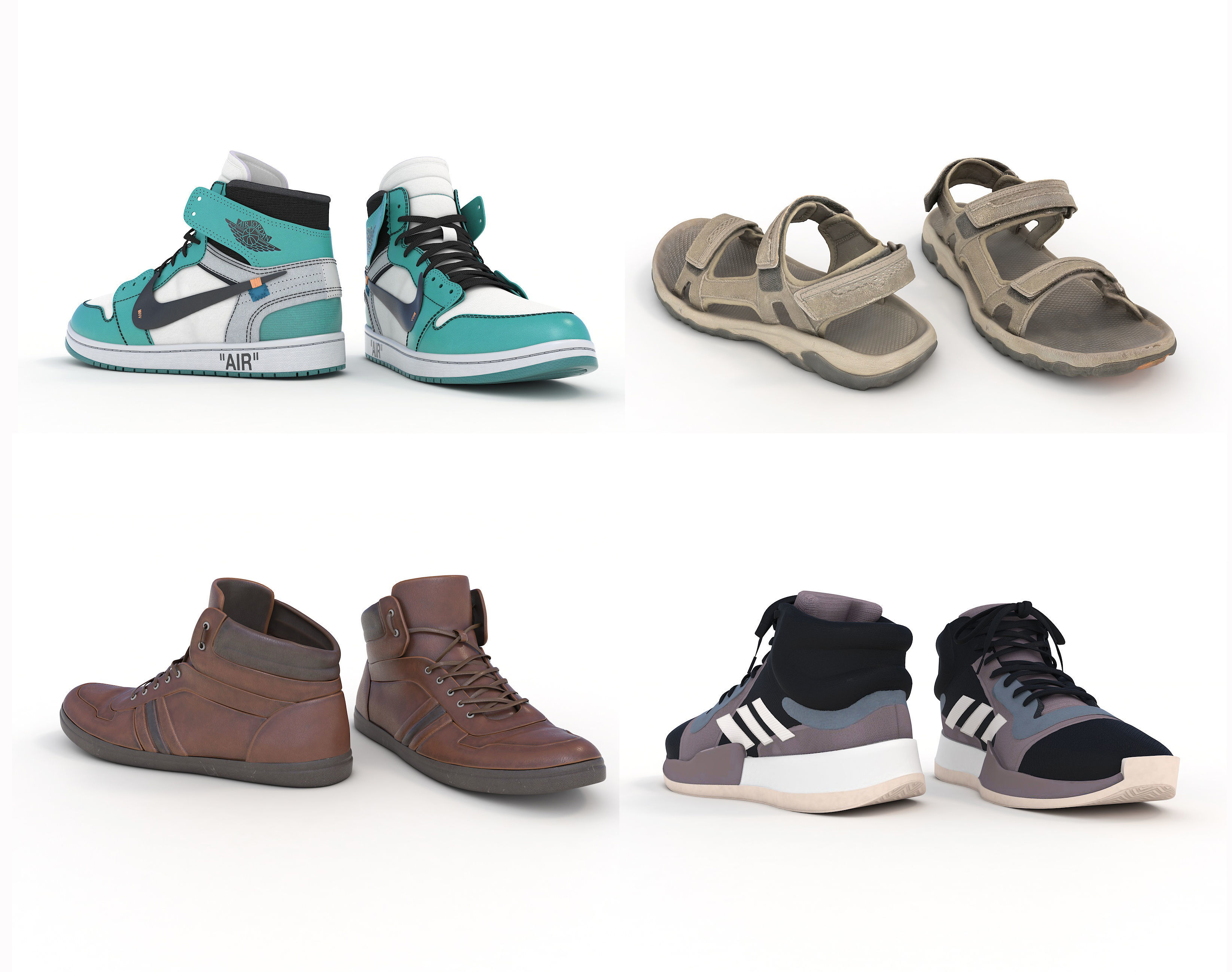 Shoes Collection 2