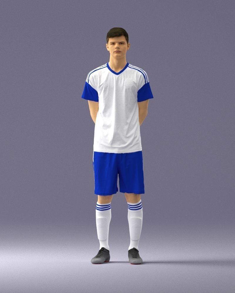 Soccer player 1114-5