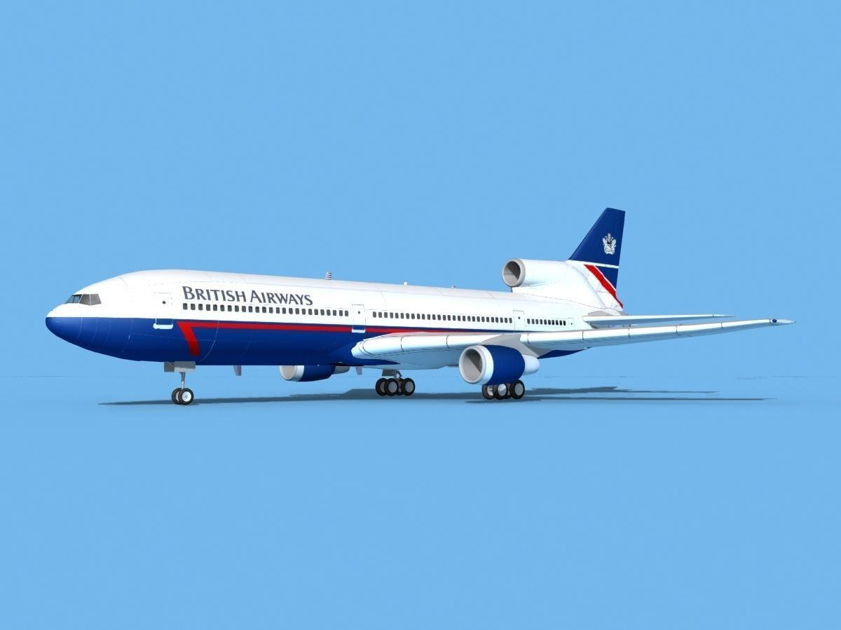 Lockheed L-1011 British Airways 1
