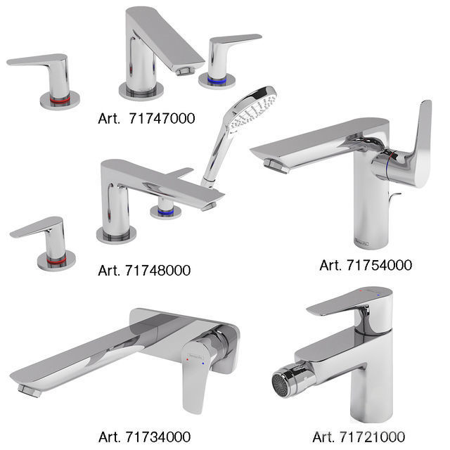 Kitchen Faucet Collection HANSGROHE Talis E