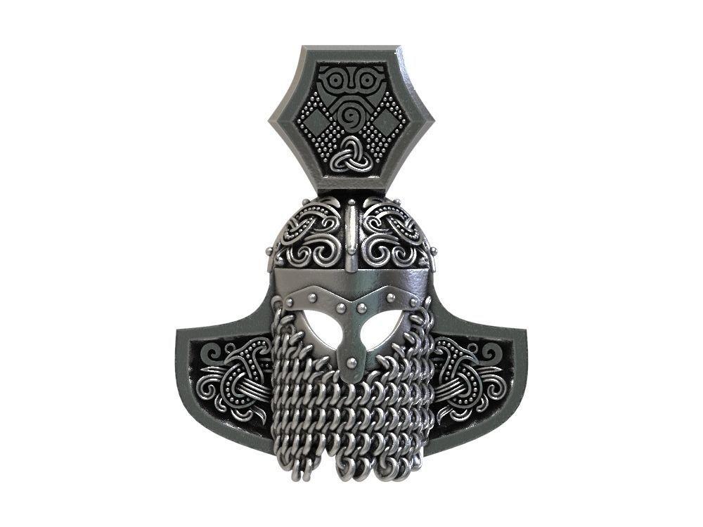 Hammerhelm-pendant