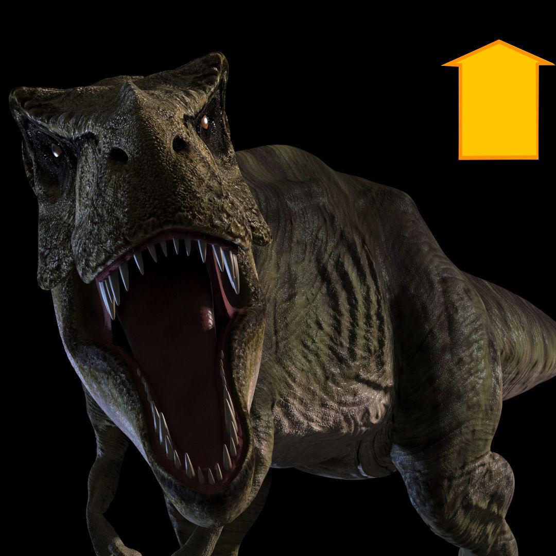 T Rex Forever - 8K