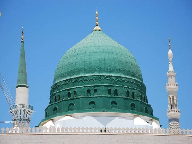 Green Dome of Madinah