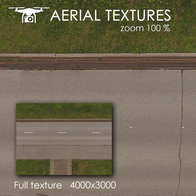 Aerial texture 302