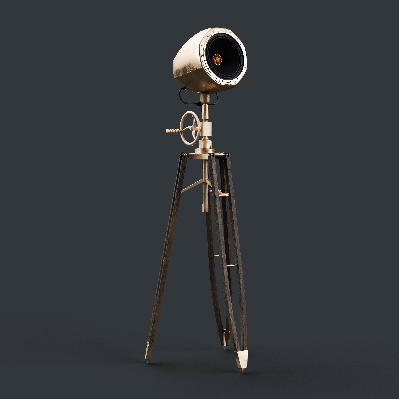 Steam Punk Speaker