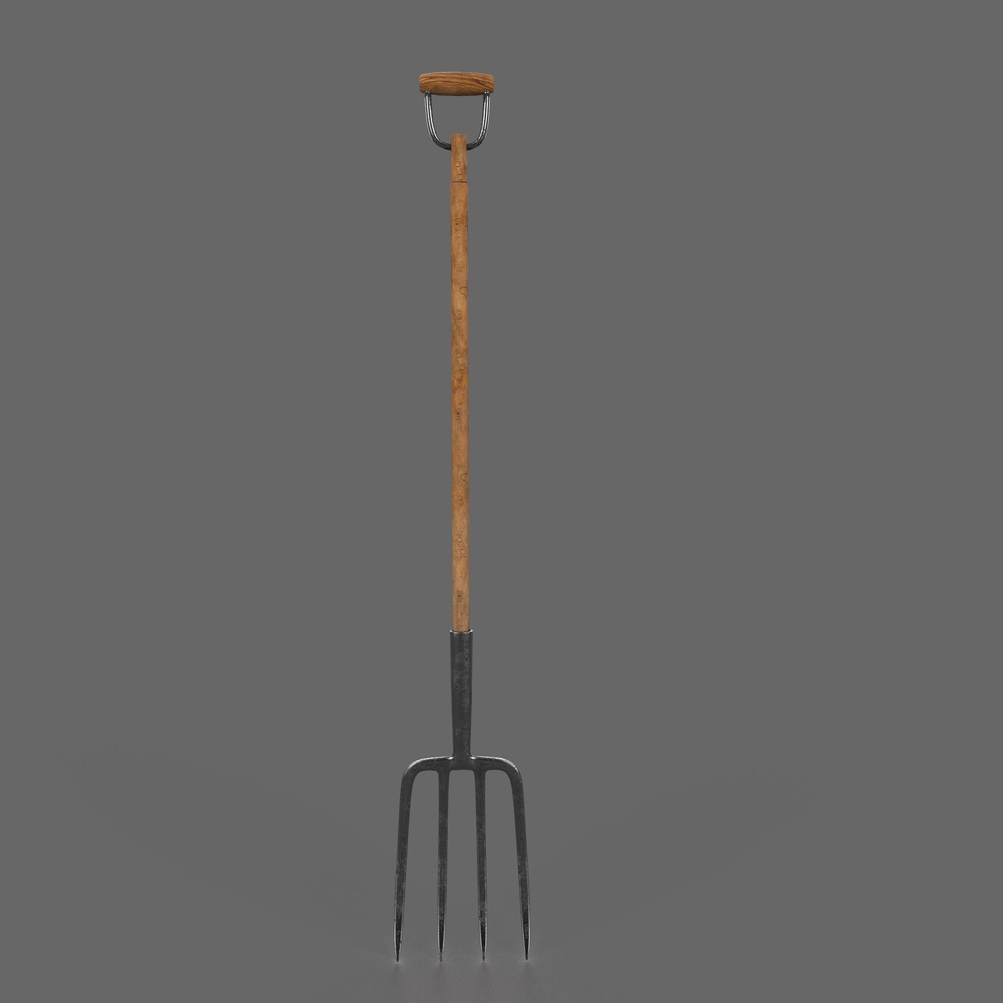 Pitchfork Farming Tools