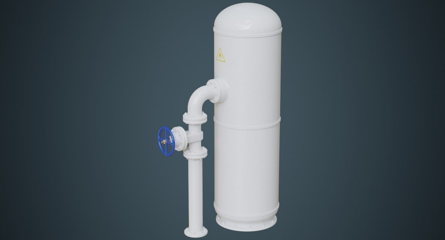 Indoor Gas Storage 1A