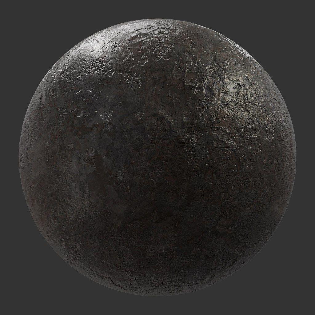 Rusty metal texture 3D | CGTrader