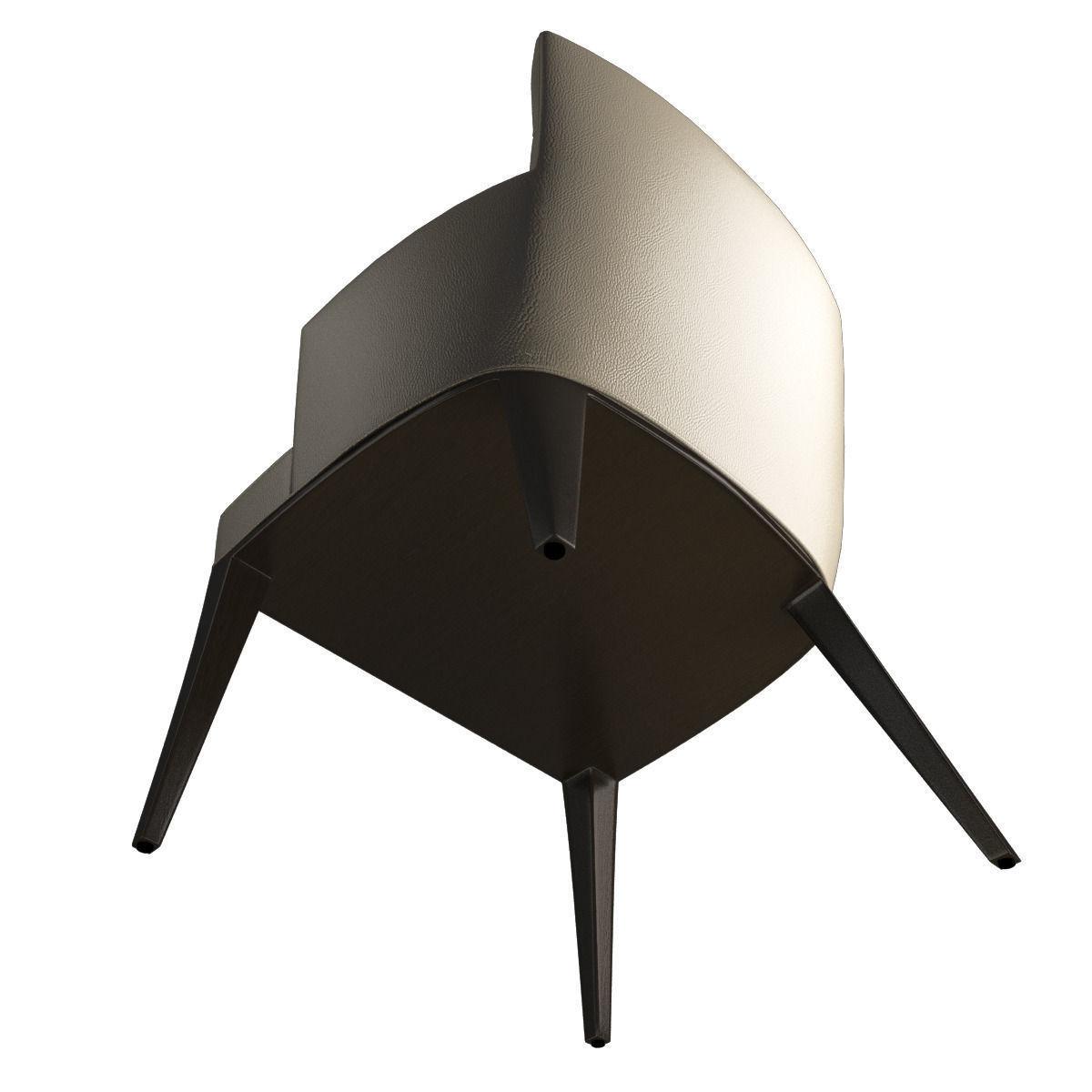 Selva Dolly Chair 3d Model Max Cgtrader Com