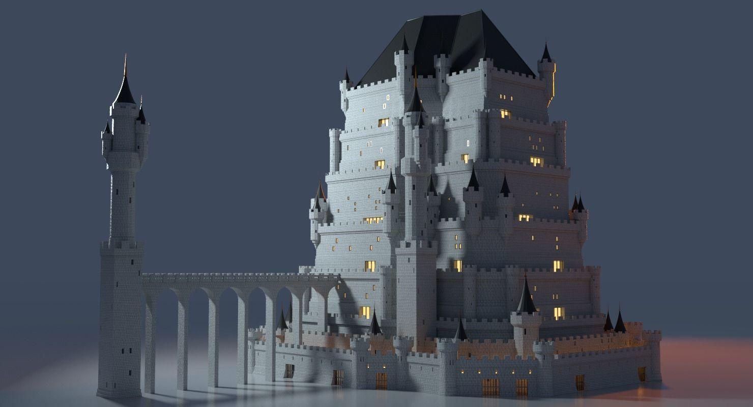 Castle Generator 01