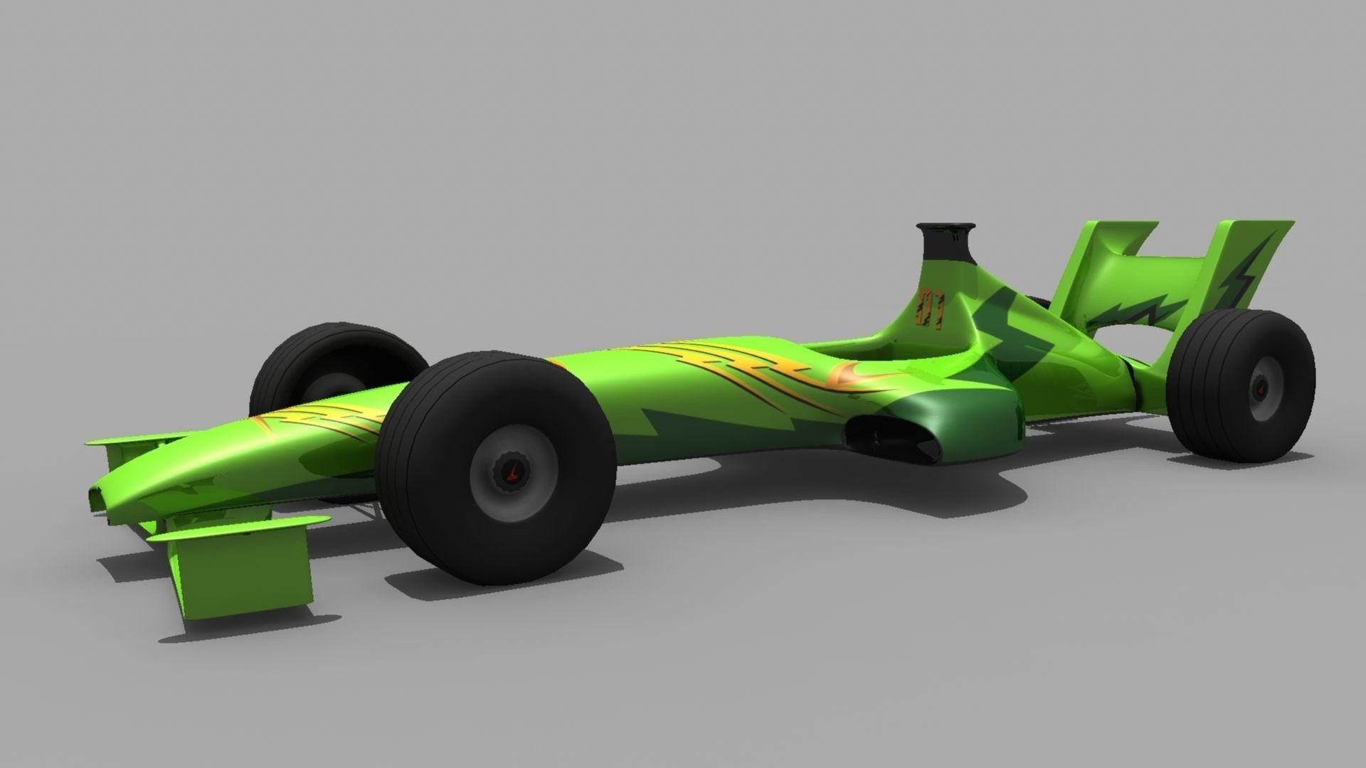 Formula Car