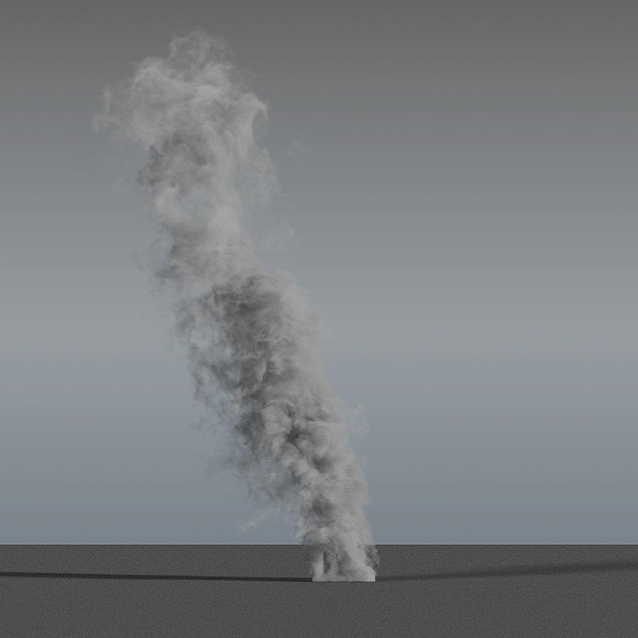 Smoke Rising 06 - VDB