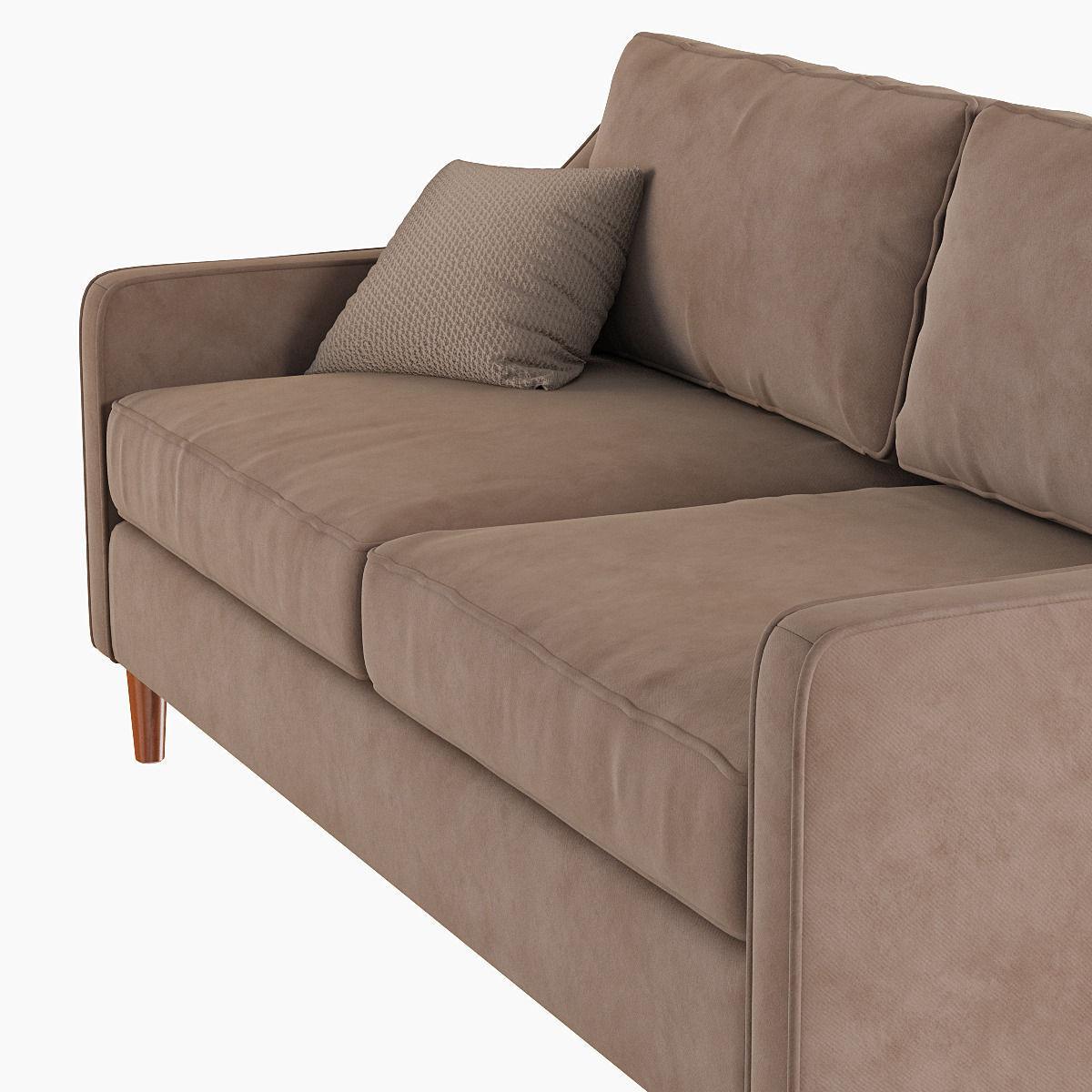 west elm paidge sofa sleeper baci living room. Black Bedroom Furniture Sets. Home Design Ideas