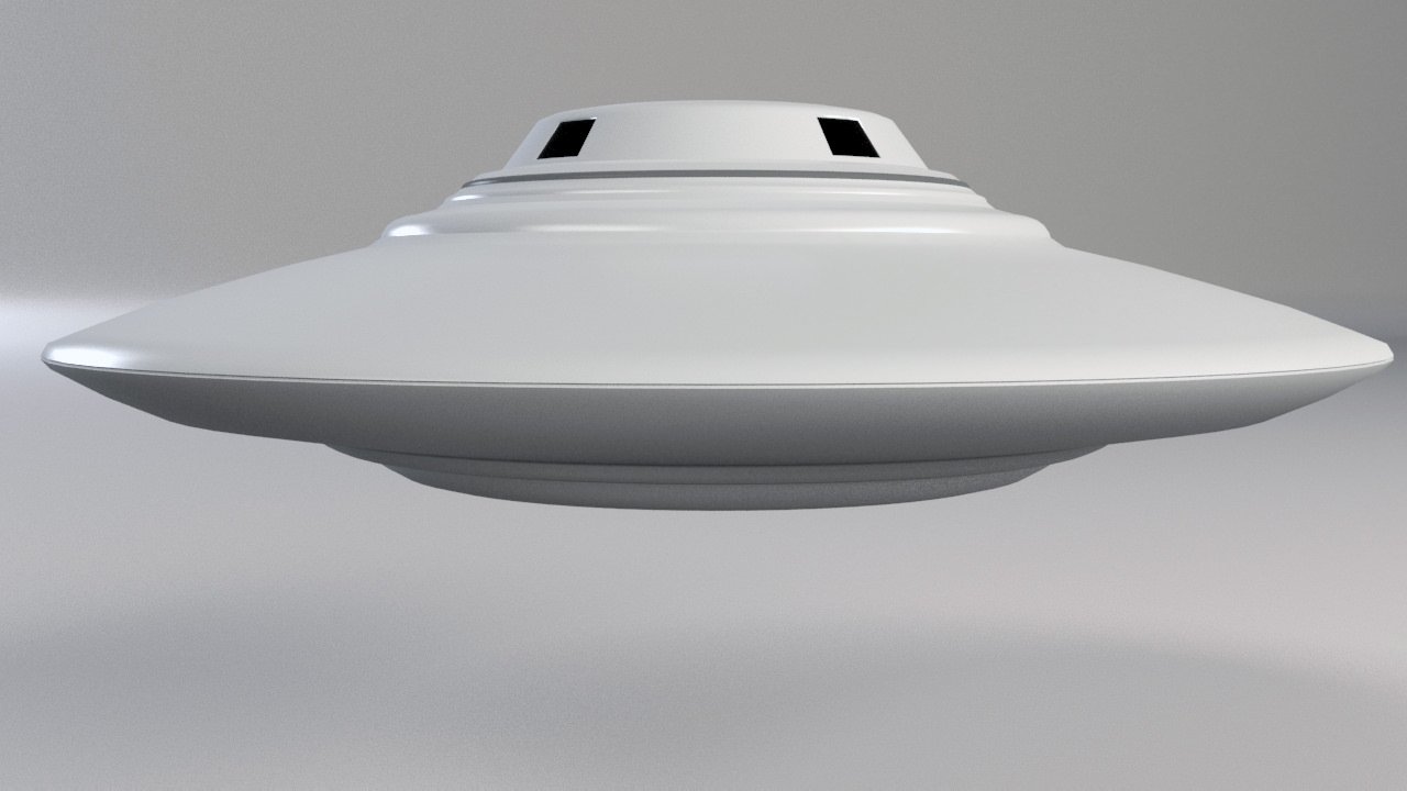 Ufo classic flying saucer vray 3d model cgtrader ufo classic flying saucer vray 3d model max obj 3ds fbx dxf dwg 3 arubaitofo Images