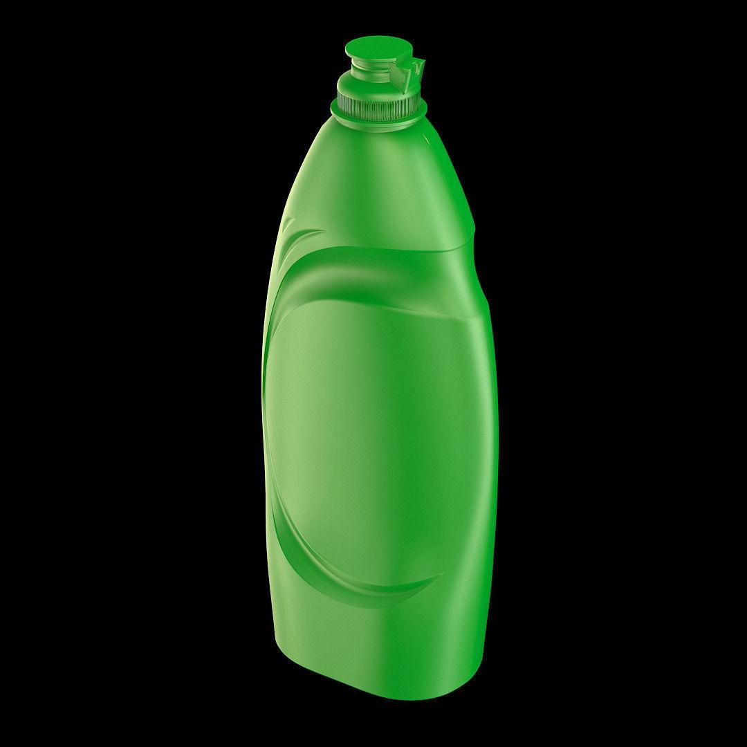 Detergent Bottle 900 ml
