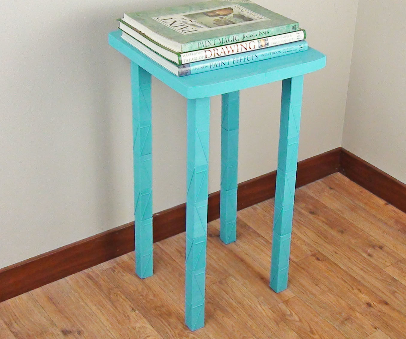 Square End Table - Life Sized Furniture