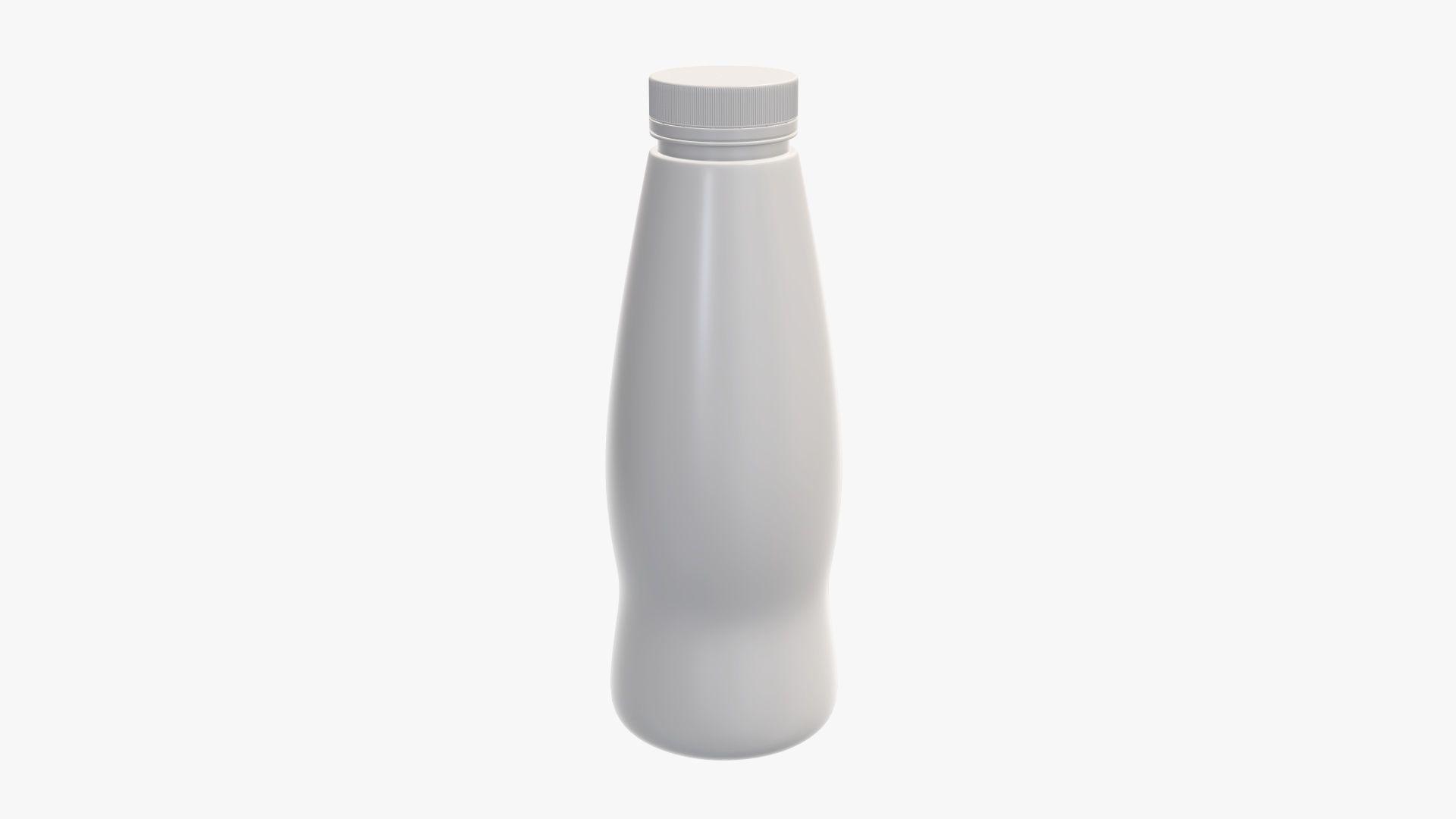 Yoghurt bottle unopened 3