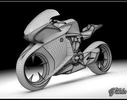 3d honda v4 concept bike