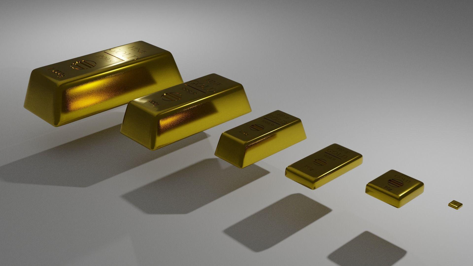Golden Ingots