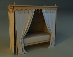3D furniture Children bed