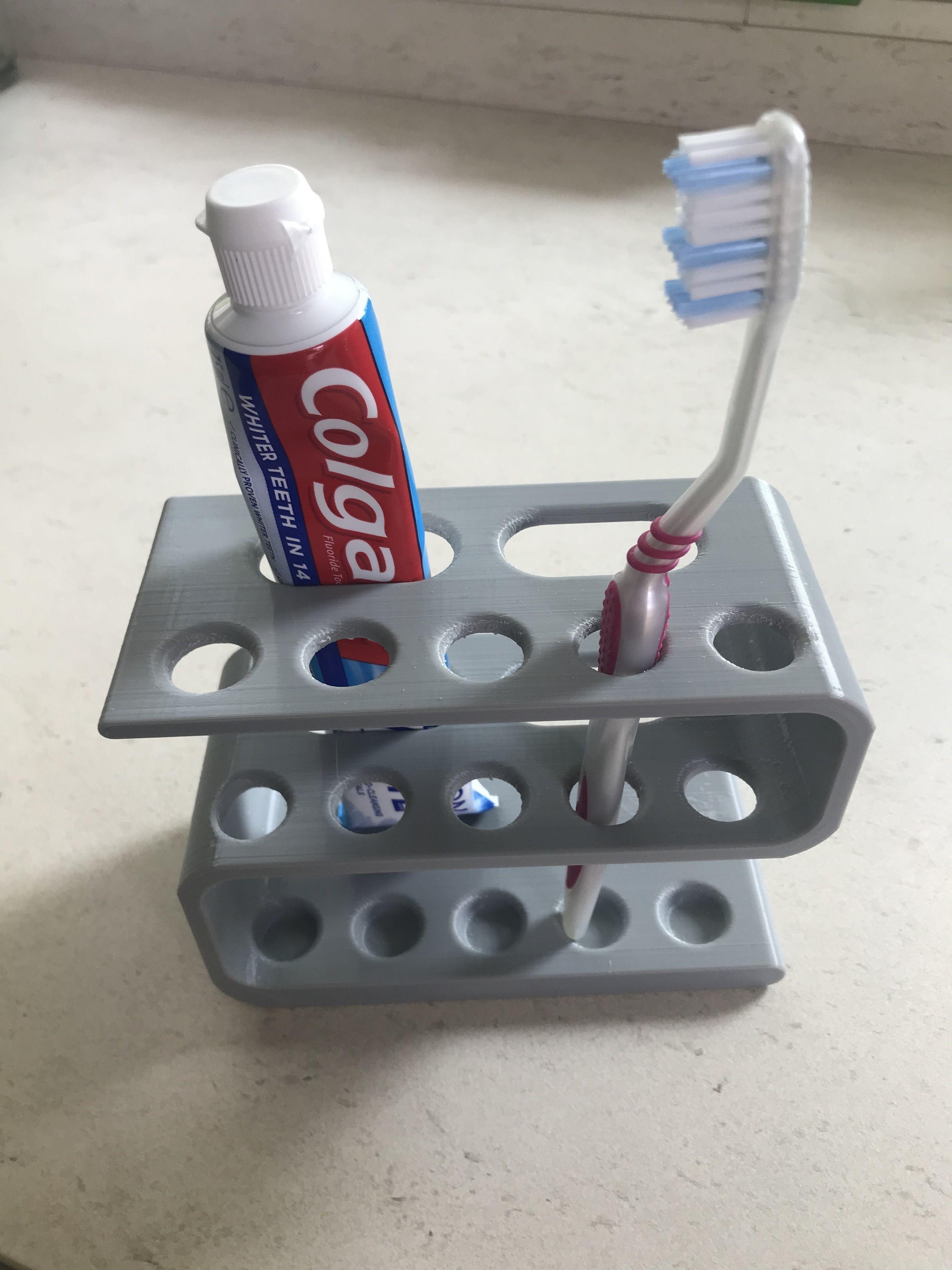 Modern Toothbrush holder