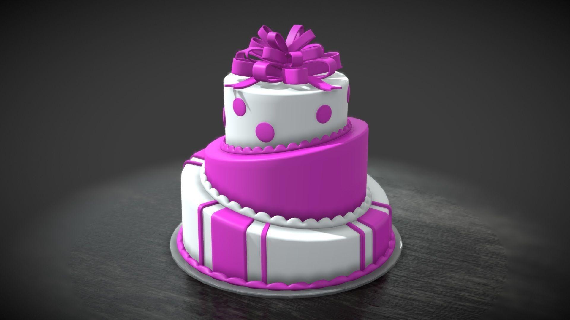 Cake Three Layers