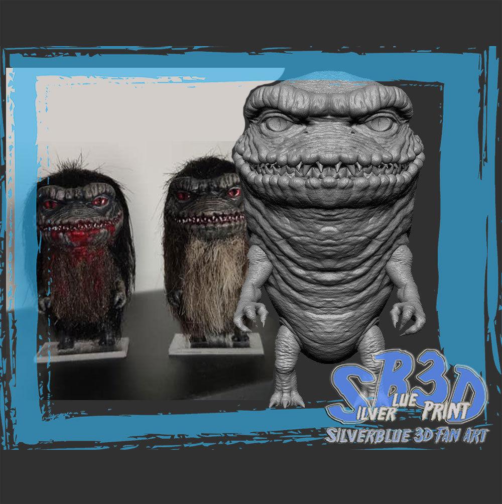 Critters NEW 3D print model
