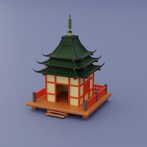 Ancient Chinese store