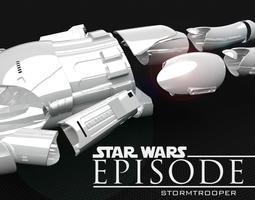 tfa stormtrooper 3d print model