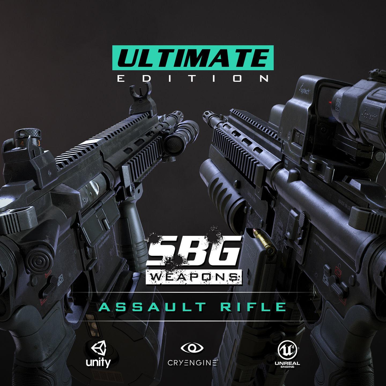 SBG Assault Rifle - Ultimate Edition