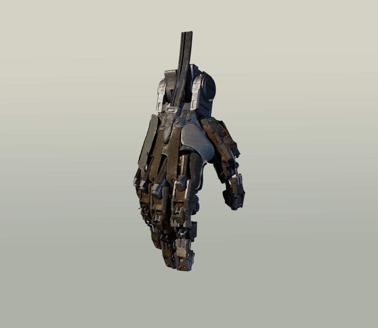 hand mechanical 02