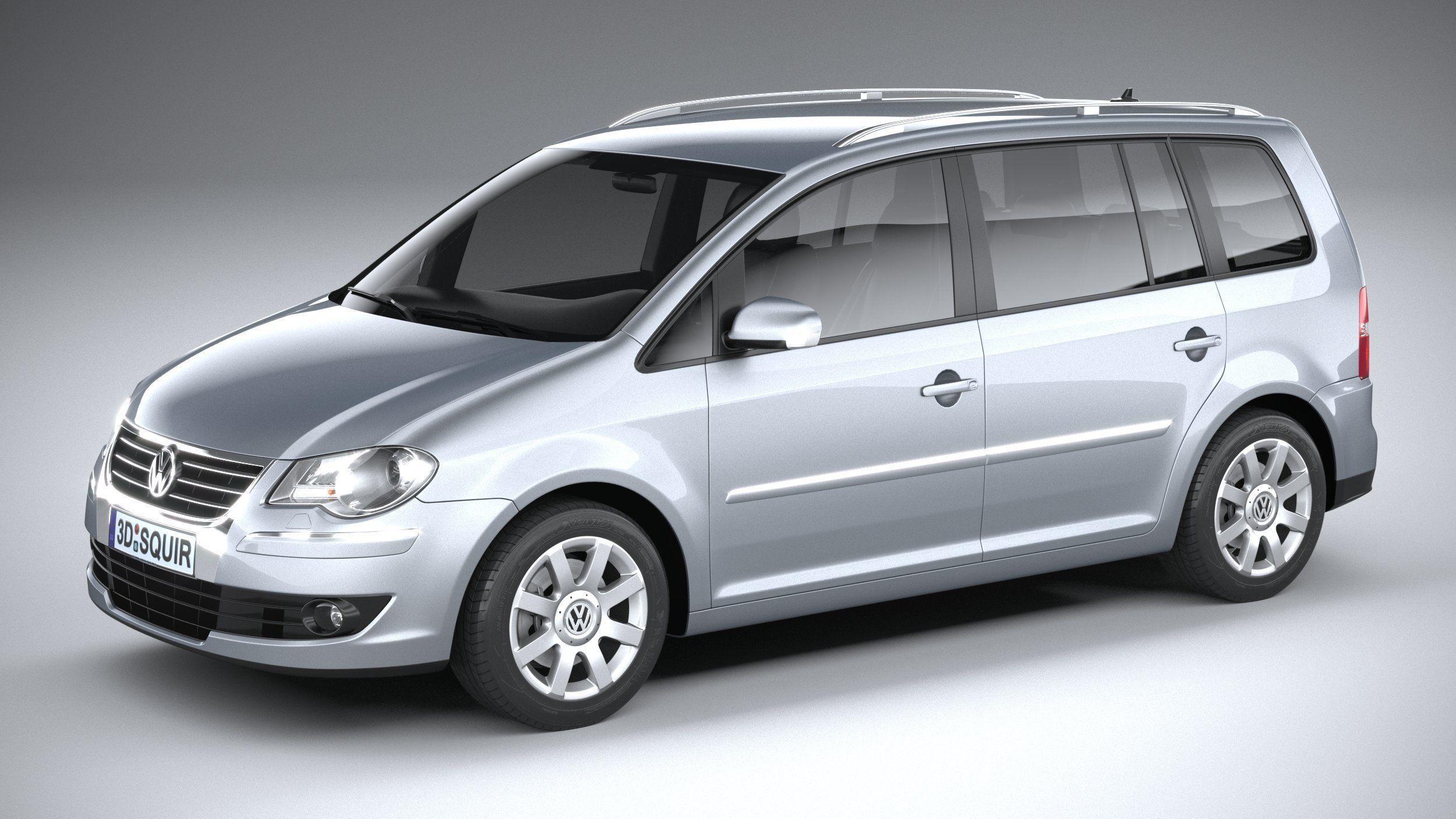 Volkswagen Touran 2007-2011