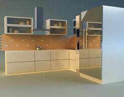 3d model kitchen 15