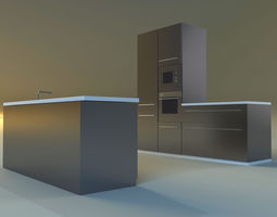 kitchen 16 3d model