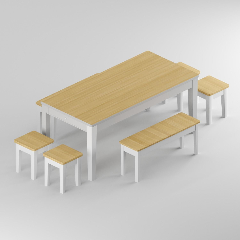 Loft Furniture Kitchen Collection Laredoute ALVINA