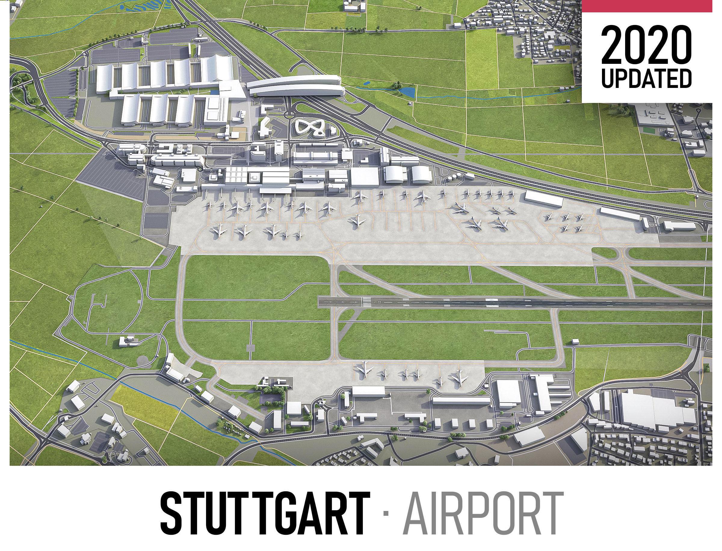 Stuttgart Airport - STR