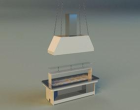Trade pavilion 8 3D