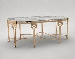 3D model Pro - Coffee Table Provasi 0579