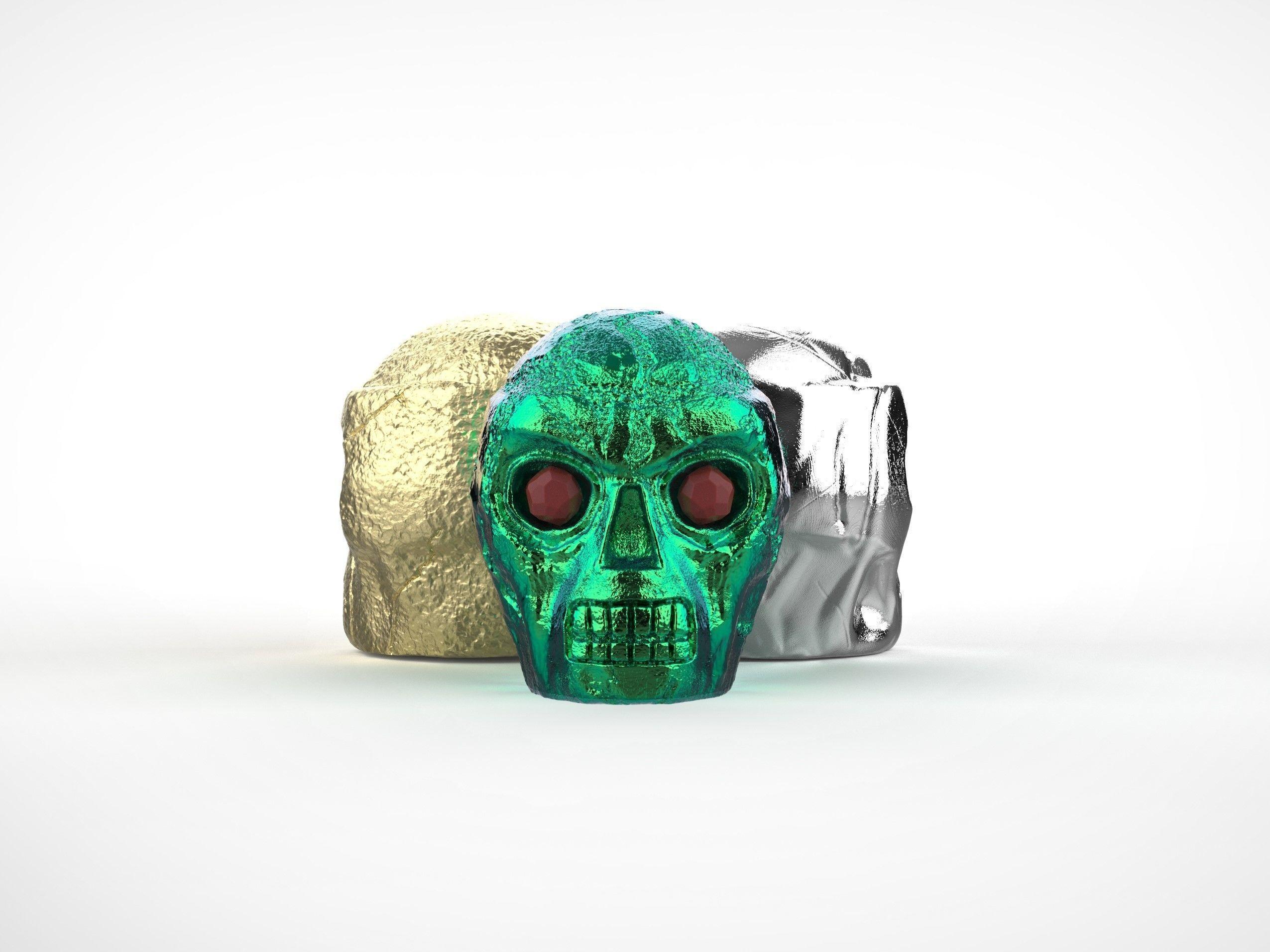 Skulls of Touganda