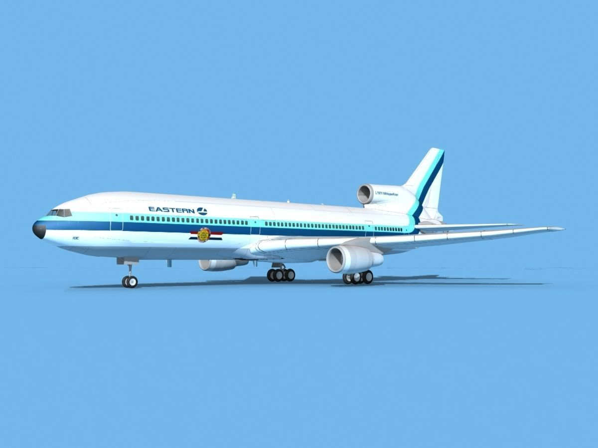 Lockheed L-1011 Eastern Airlines 3