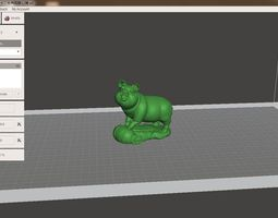 3D printable model Chinese animal signs-pig