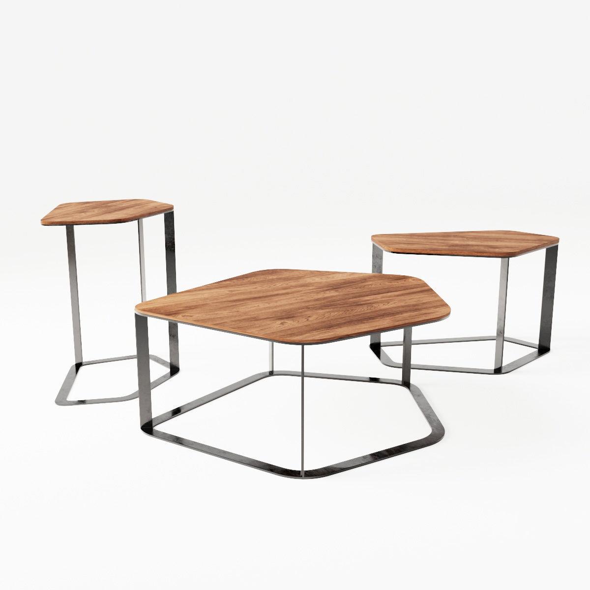 Bernhardt Design Chance Coffee Table