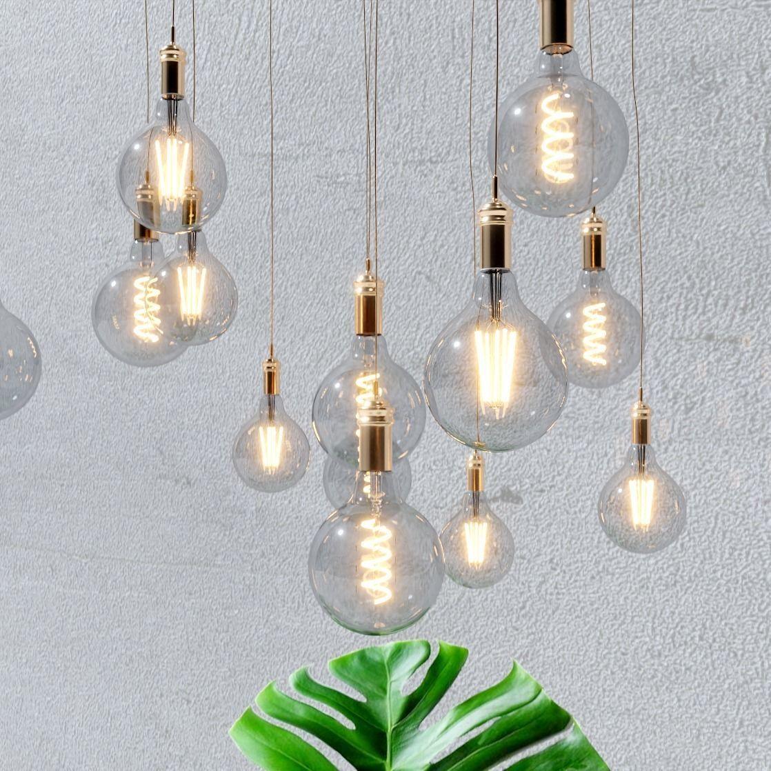 models of decorative light bulbs