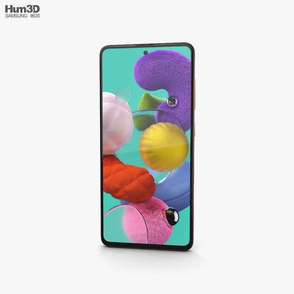 Samsung Galaxy A51 Pink